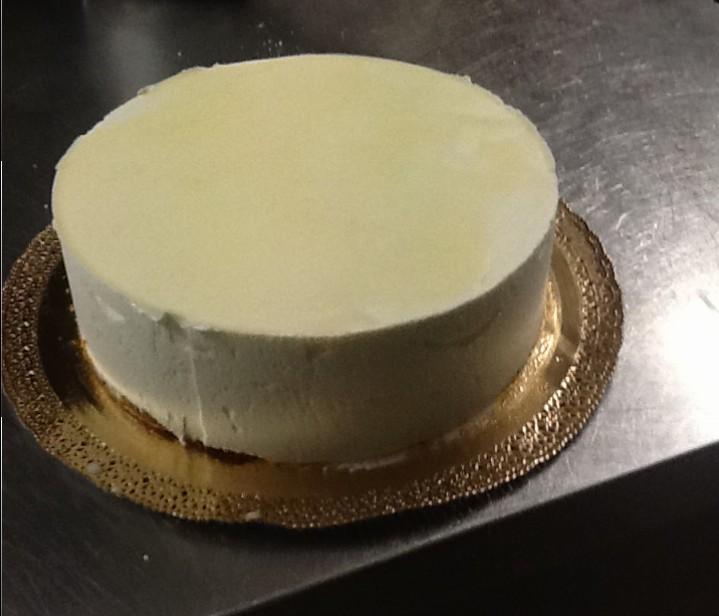 Mousse al Cioccolato Bianco - base