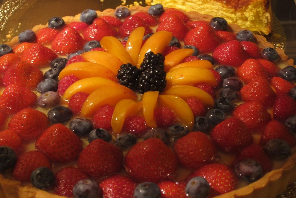 Crostata di Fruta fatta in casa
